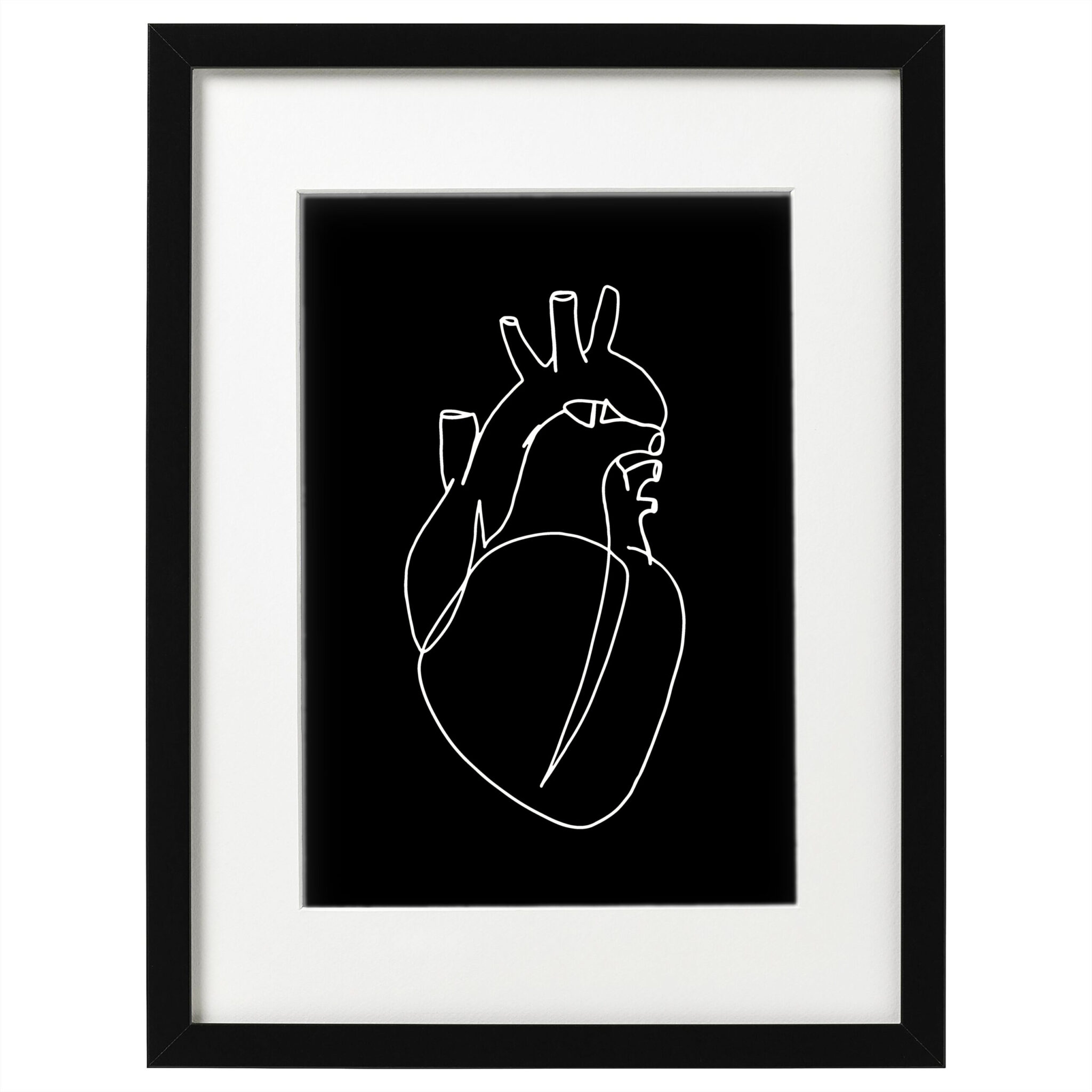 Image of art poster heartey
